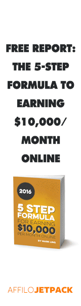 Free report - The 5-step formula to earning $10,000/month online
