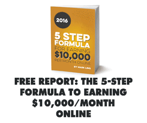 The 5-Step Formula to Earning $10,000/month Online