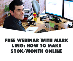 Free Webinar with Mark Ling