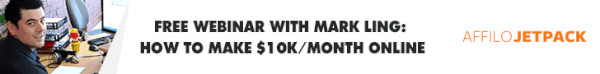 Free webinar with Mark Ling 0 How to make $10k/month online