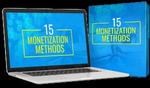 15 Monetization Methods